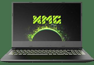 XMG CORE 15 - E20crx, Gaming Notebook mit 15,6 Zoll Display, Intel® Core™ i7 Prozessor, 32 GB RAM, 1 TB mSSD, GeForce GTX 1650 Ti, Schwarz