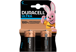 Pilas C - Duracell Ultra Power C 2 Ud