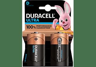 Pilas D - Duracell Ultra Power D 2 Ud