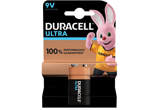 Pila 9V - Duracell Ultra Power 1Ud