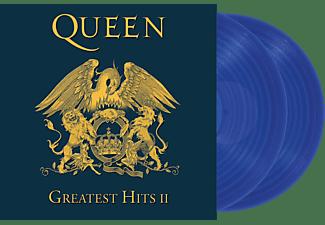Queen - GREATEST HITS II (LTD.COLOUR MSG EXKL.)  - (Vinyl)