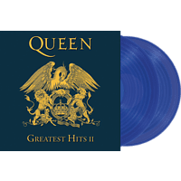 Queen - GREATEST HITS II (LTD.COLOUR MSG EXKL.)  - (Vinyl)