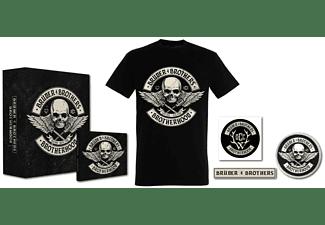 Frei.Wild / Orange County Choppers - BROTHERHOOD (LTD.BOXSET XXXL)  - (CD)