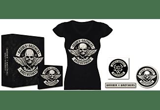 Frei.Wild / Orange County Choppers - BROTHERHOOD (LTD.BOXSET GIRL XL)  - (CD)