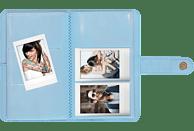 FUJIFILM instax mini 11 Fotoalbum, 18 Seiten, Polyurethan, Sky-Blue