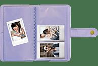 FUJIFILM instax mini 11 Fotoalbum, 18 Seiten, Polyurethan, Lilac-Purple