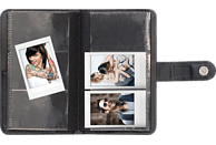 FUJIFILM instax mini 11 Fotoalbum, 18 Seiten, Polyurethan, Charcoal-Gray