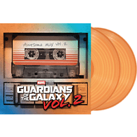 VARIOUS - GUARDIANS AWESOME MIX 2 (LTD.COLOUR MSG)  - (Vinyl)