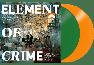 Element Of Crime - SCHAFE MONSTER UND MÄUSE (MSG EXKL.)  - (Vinyl)