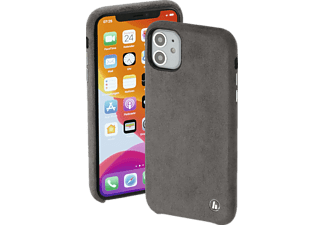 HAMA Finest Touch, Backcover, Apple, iPhone 11, Anthrazit