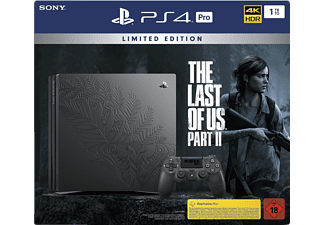 SONY Limited Edition The Last of Us Part II PlayStation 4 Pro-Bundle