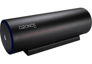 OZONOS Aircleaner AC-I Pro Schwarz (Pulverbeschichtet)