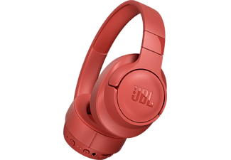 JBL Tune 750BTNC - Bluetooth-Kopfhörer (Over-ear, Orange)