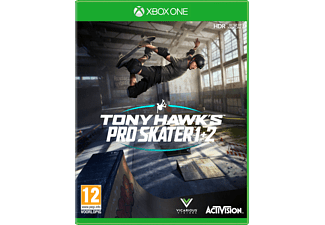 Tony Hawk Proskater 1 & 2 Collector's Edition UK/FR Xbox One