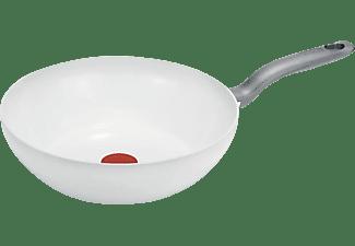 TEFAL C90819 Ceramic Control Wokpfanne (Aluminium, Beschichtung: Keramik, 280 mm)
