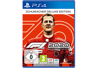 PS4 - F1 2020: Schumacher Deluxe Edition /D