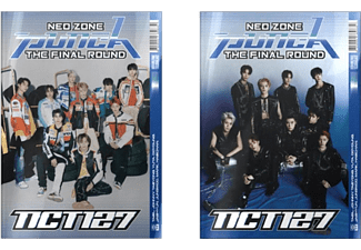 NCT 127 - Neo Zone: The Final Round (Repackaged) (CD + könyv)