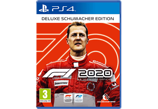 PS4 - F1 2020 : Schumacher Deluxe Edition /F