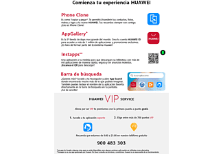 "Móvil - Huawei P40, Oro, 128 GB, 8 GB, 6.1"" Full HD+, Kirin 990, 3800 mAh, 5G, Android"