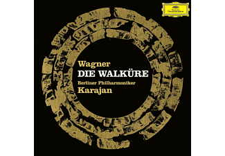 Herbert von Karajan - Richard Wagner: A walkür (CD + Blu-ray)