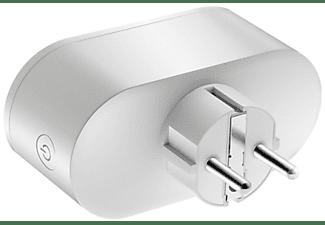 Enchufe doble inteligente - Muvit iO WiFi con monitor de energía