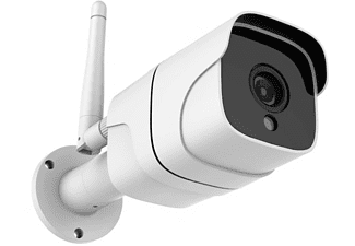 Cámara de seguridad - Muvit iO WIFI full HD 1080P Exterior