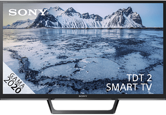 "TV LED 32"" - Sony KDL32WE613BAEP, HD, X-Reality PRO, Smart TV, TDT2, A, Negro"