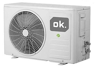 Aire acondicionado - OK OAC 4350 A2 RC, 4500 fg/h, 5.500 kW Clase A++, Blanco