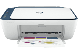 HP Multifunktionsdrucker DeskJet 2721 Indigo Inkl. 2 Probemonate Instant Ink
