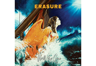 Erasure - World Be Gone (Vinyl LP (nagylemez))