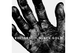 Editors - Black Gold - Best Of Editors (Vinyl LP (nagylemez))