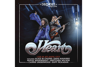 Heart - Live in Atlantic City (Vinyl LP (nagylemez))