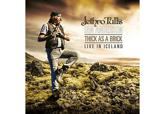 Jethro Tull - Thick As A Brick - Live In Iceland (CD + Blu-ray)