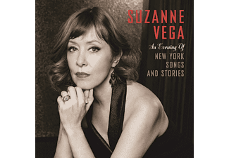 Suzanne Vega - An Evening Of New York Songs And Stories (Digipak) (CD)