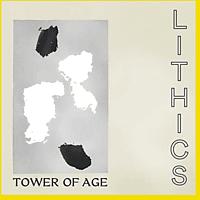 Lithics - tower of age (ltd. tri-color vinyl) - [Vinyl]