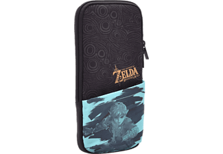 HORI Nintendo Switch - Slim Pouch (The Legend of Zelda: Breath of the Wild) - Tasche (Mehrfarbig)