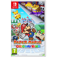 Paper Mario: The Origami King - [Nintendo Switch]