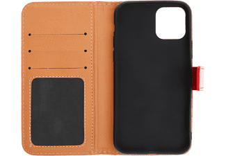 V-DESIGN BV 679, Bookcover, Apple, iPhone 11 Pro, Rot