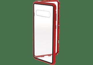 V-DESIGN MMC 061, Full Cover, Samsung, Galaxy S10, Schwarz/Rot
