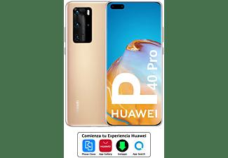 "Móvil - Huawei P40 Pro, Oro, 256 GB, 8 GB, 6.58"" HD+, Kirin 990, 4200 mAh, 5G, Android"