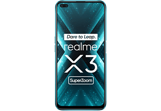 "Móvil - realme X3 SuperZoom, Azul, 256 GB, 12 GB, 6.6"" Full HD+, Qualcomm® Snapdragon™ 855+, 4200 mAh, Android"
