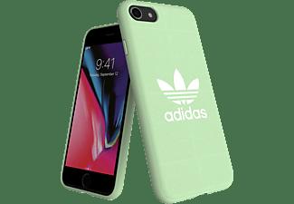 ADIDAS ORIGINALS OR Moulded Case, Backcover, Apple, iPhone SE (2020), iPhone 6, iPhone 7, iPhone 8, Mint-Grün