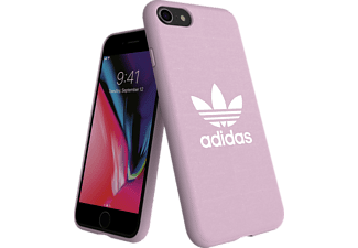 ADIDAS ORIGINALS OR Moulded Case, Backcover, Apple, iPhone SE (2020), iPhone 6, iPhone 7, iPhone 8, Rosa