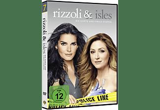 Rizzoli & Isles - Staffel 7 DVD