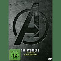 The Avengers 1-4 [DVD]