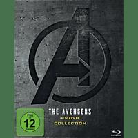 The Avengers 1-4 [Blu-ray]
