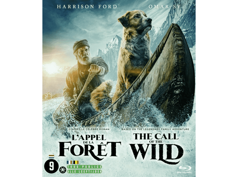 Call Of The Wild Blu Ray Kopen Mediamarkt