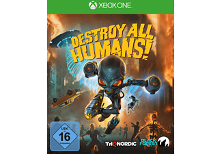 Destroy all Humans! - [Xbox One]