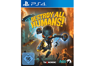 Destroy all Humans! - [PlayStation 4]