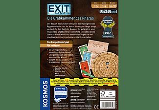 KOSMOS EXIT - Das Spiel/Grabkammer des Pharao Brettspiel Mehrfarbig